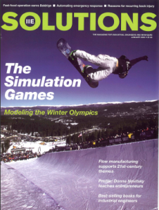 IIE Solutions: The Simulation Games