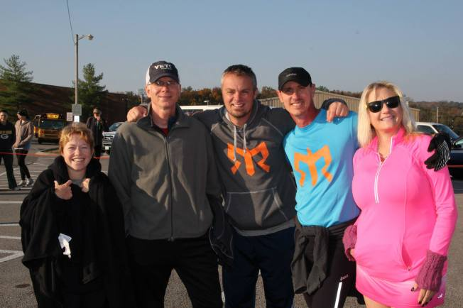 Lisa Reyes, Brian Brown, Dan Hickman, Tim Shelton, Kelly Parker