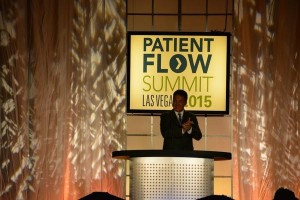 Presenters provided views on a wide variety of patient flow issues