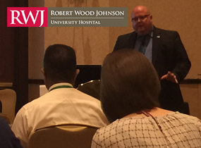 David Fernandez MHA, Robert Wood Johnson University Hospital discusses his use of simulation for improving patient flow in the OR